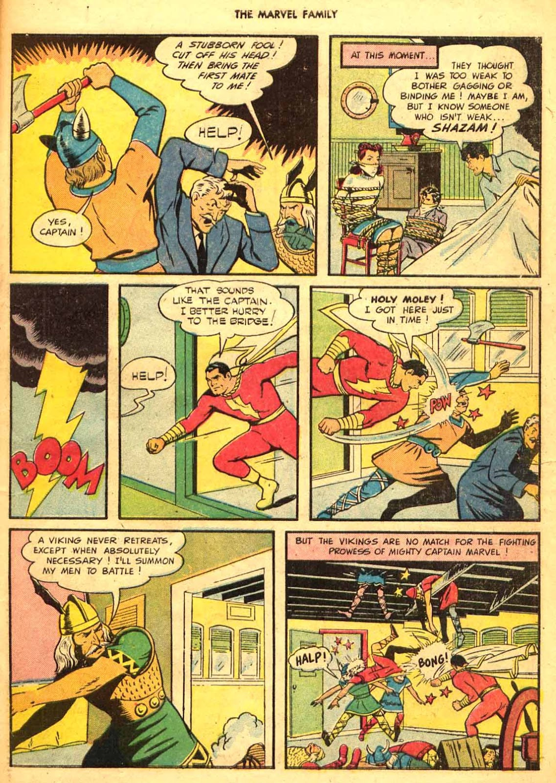 The Marvel Family issue 9 - Page 13