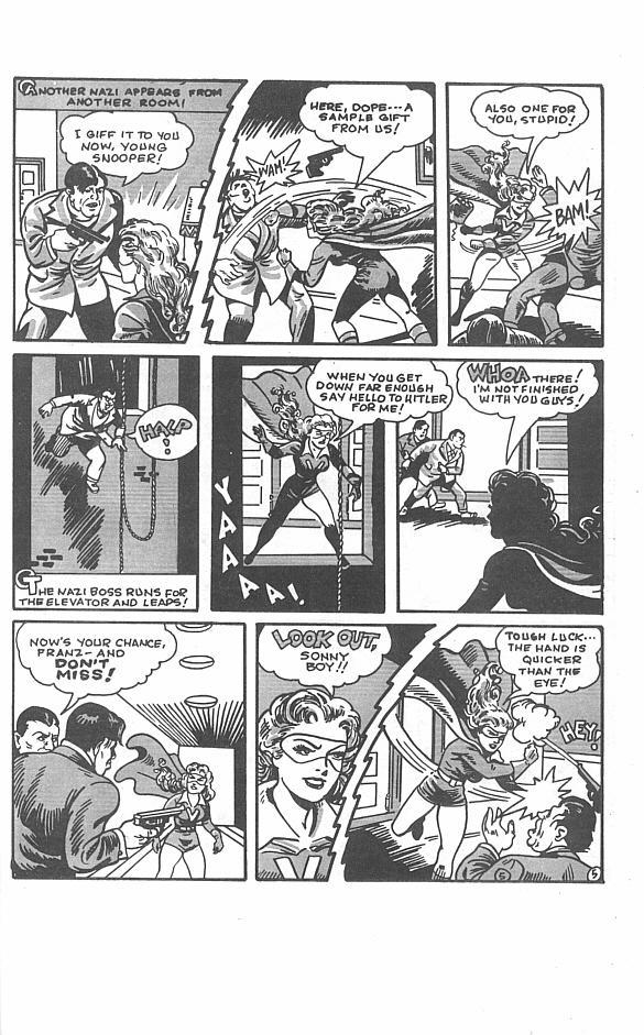 Femforce Issue #113 #113 - English 38