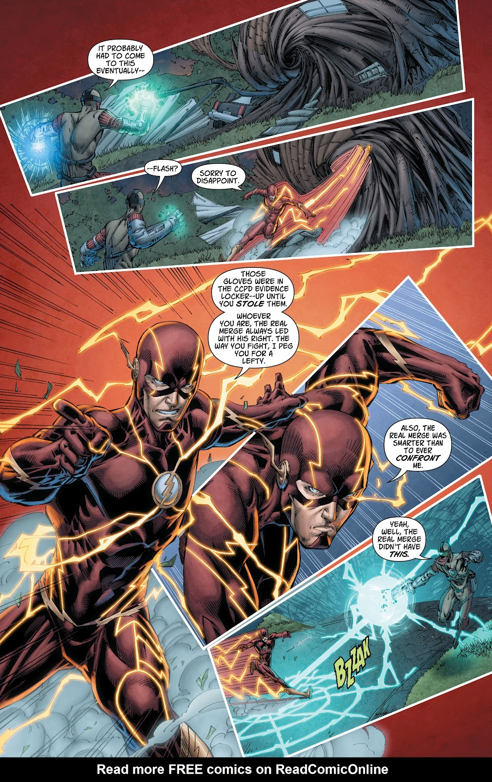 Read online The Flash (2011) comic -  Issue # _TPB 6 (Part 1) - 88