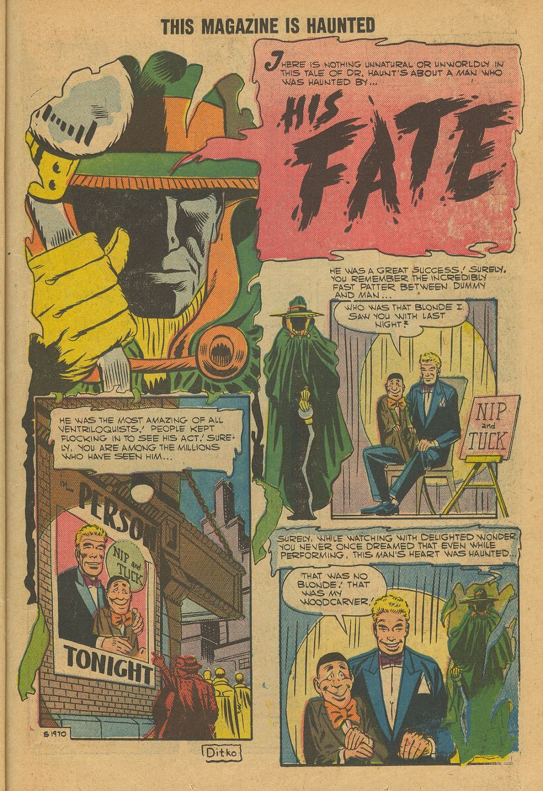 Read online This Magazine Is Haunted comic -  Issue #12 - 23
