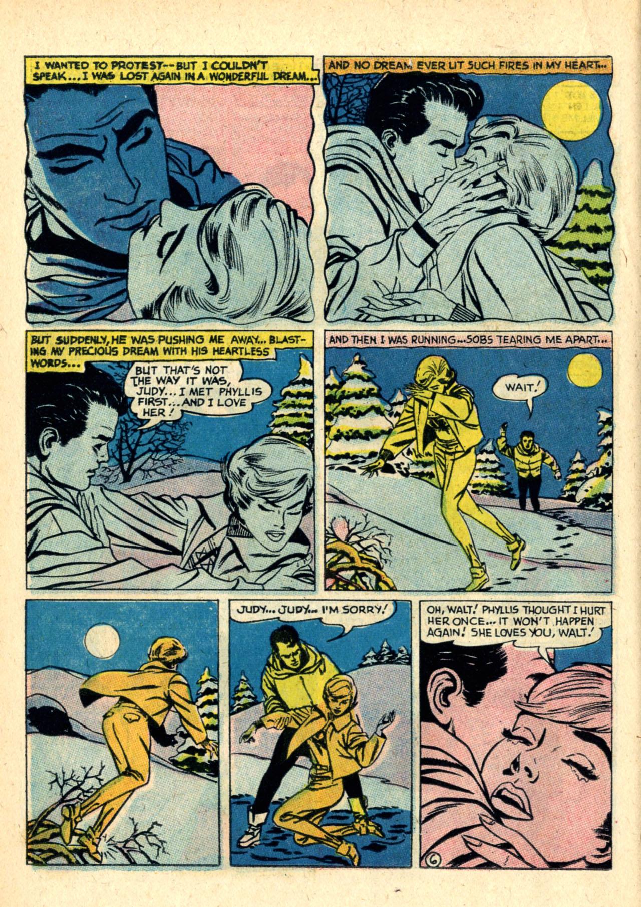 Read online Secret Hearts comic -  Issue #120 - 14