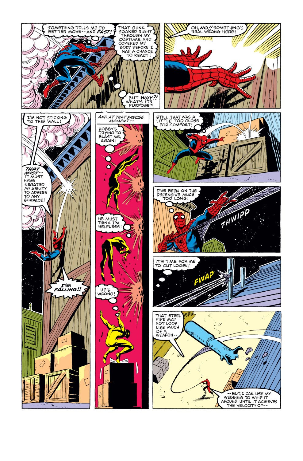 The Amazing Spider-Man (1963) 276 Page 18