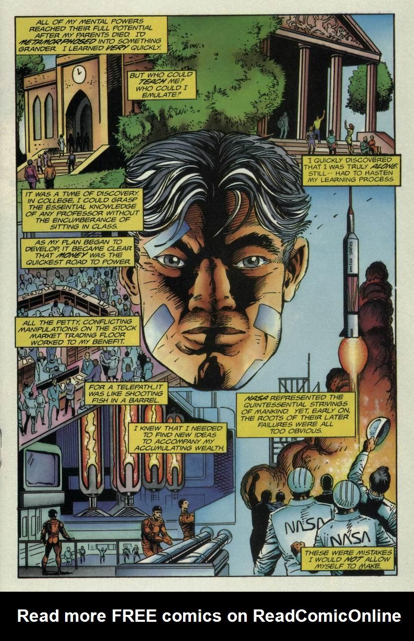 Read online Harbinger Files comic -  Issue #1 - 13
