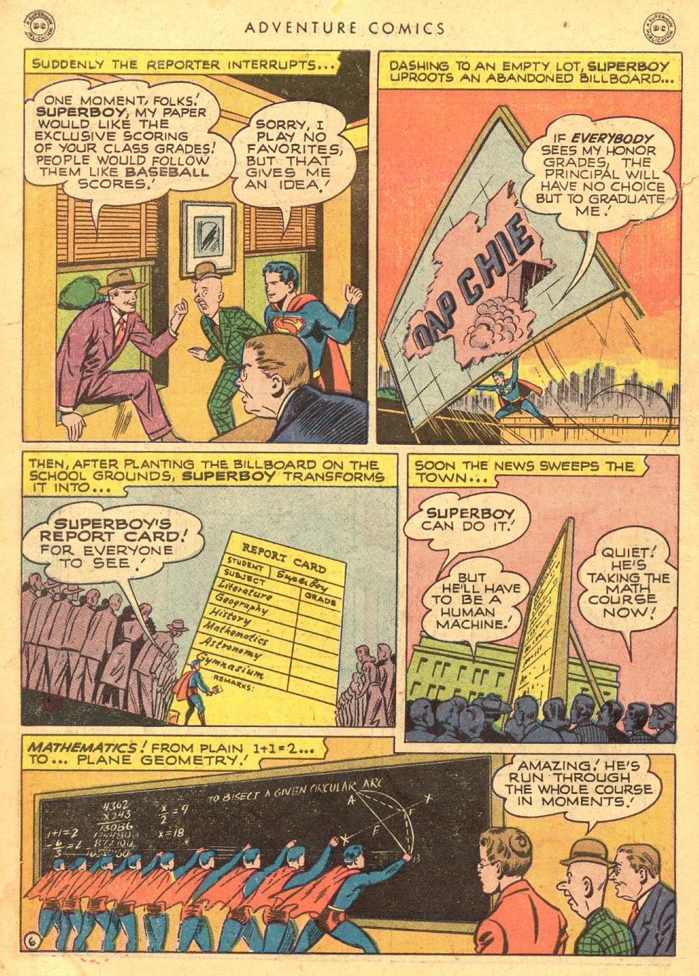 Read online Adventure Comics (1938) comic -  Issue #133 - 8