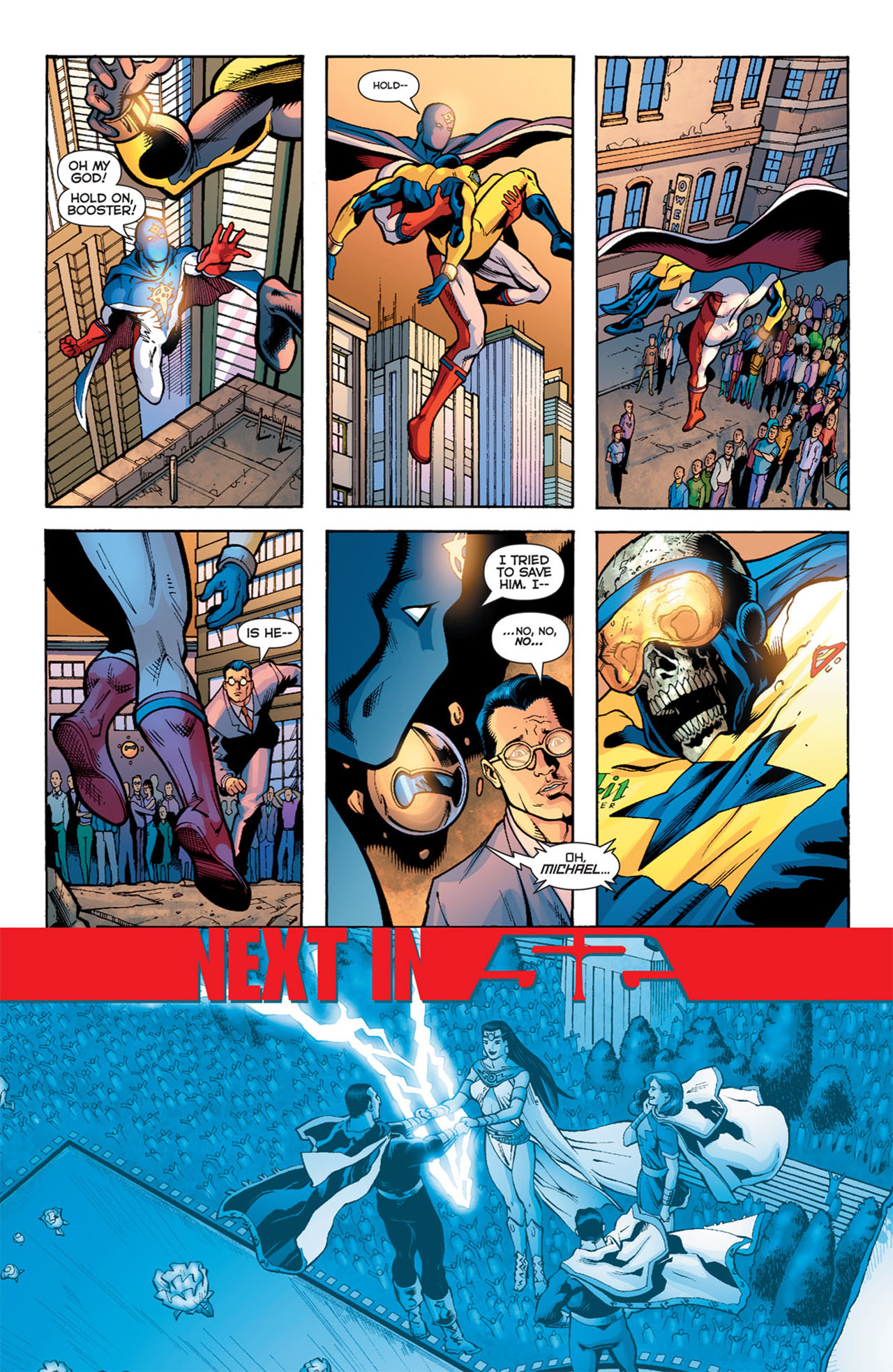 Read online 52 comic -  Issue #15 - 22