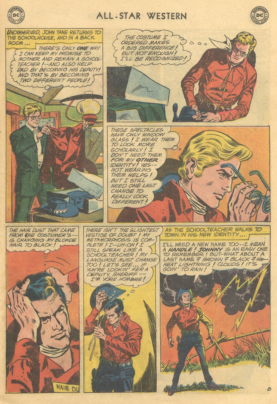 Read online All-Star Western (1951) comic -  Issue #108 - 13