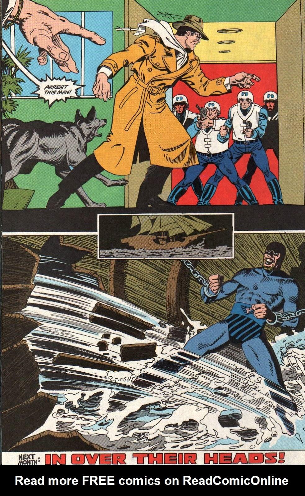 Read online The Phantom (1988) comic -  Issue #2 - 30