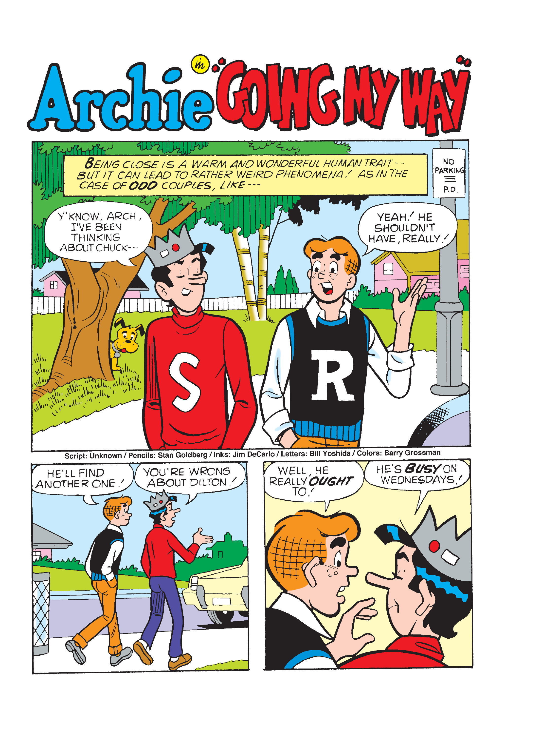 Read online Archie Giant Comics Collection comic -  Issue #Archie Giant Comics Collection TPB (Part 2) - 60