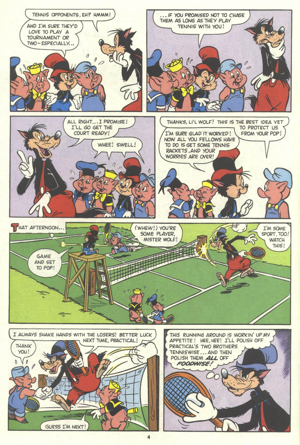 Walt Disney's Comics and Stories issue 575 - Page 15