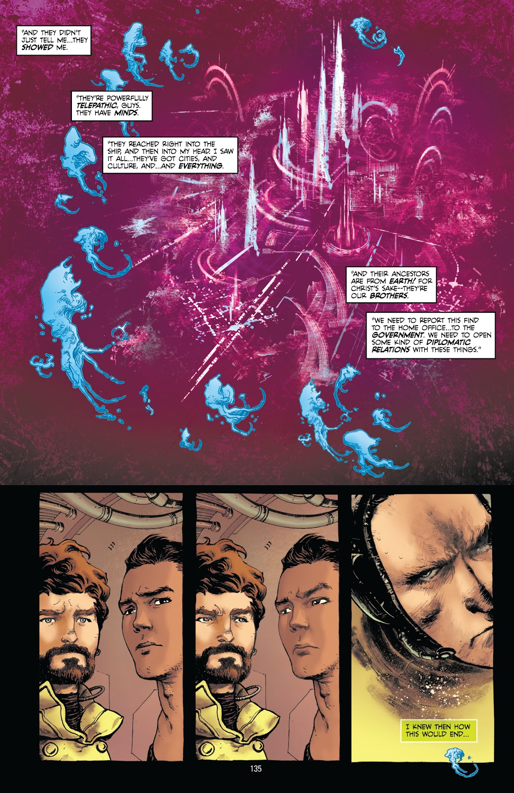 Read online Strange Adventures (2014) comic -  Issue # TPB (Part 2) - 36