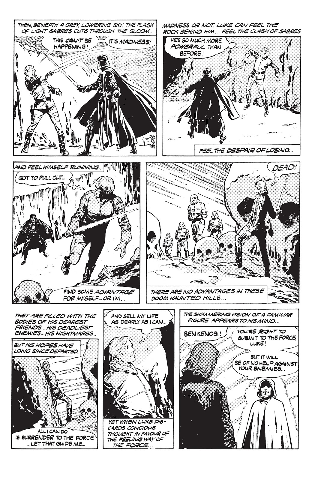 Read online Star Wars Legends: The Original Marvel Years - Epic Collection comic -  Issue # TPB 3 (Part 4) - 89