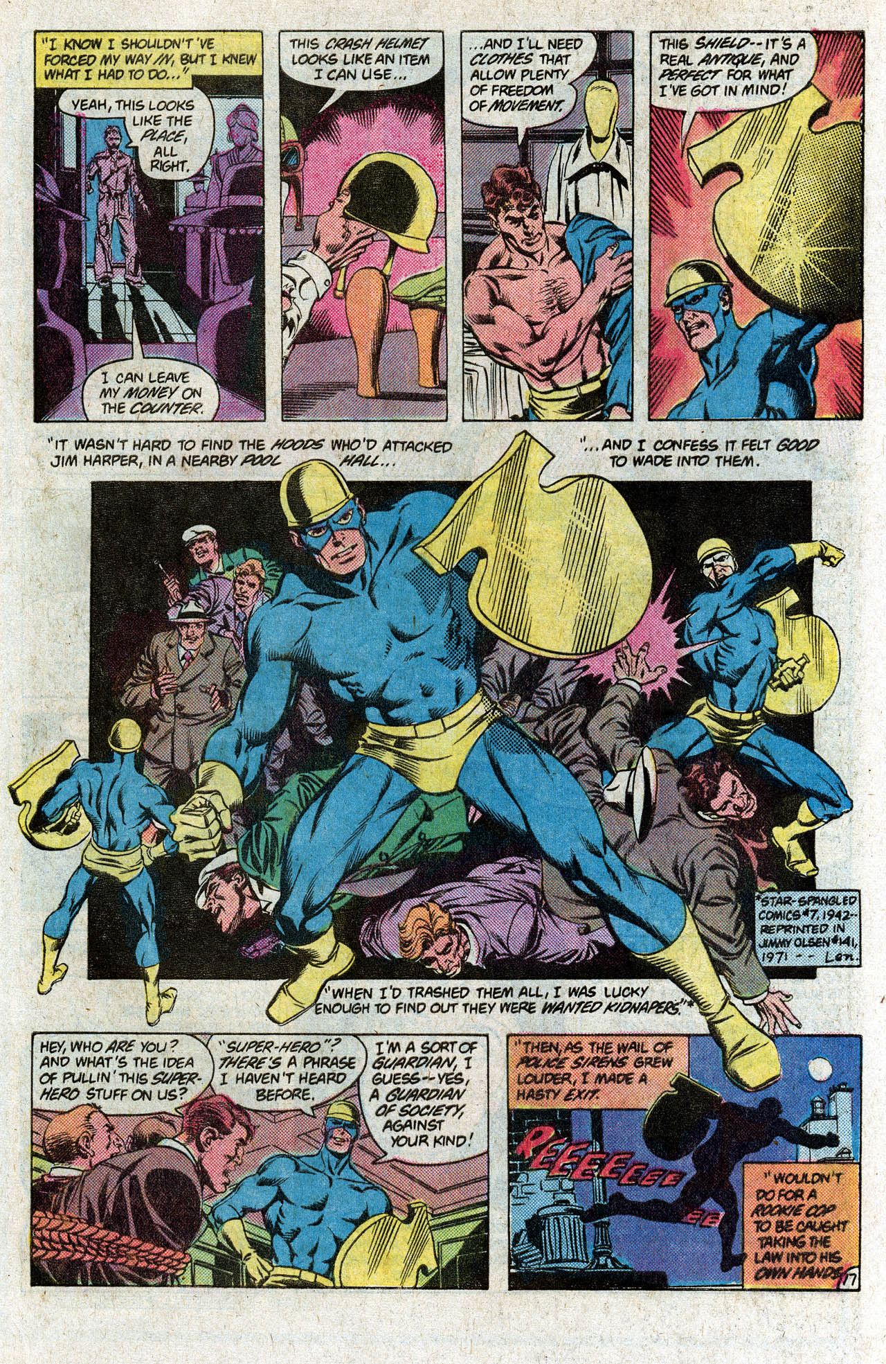 Read online All-Star Squadron comic -  Issue # _Annual 1 - 21