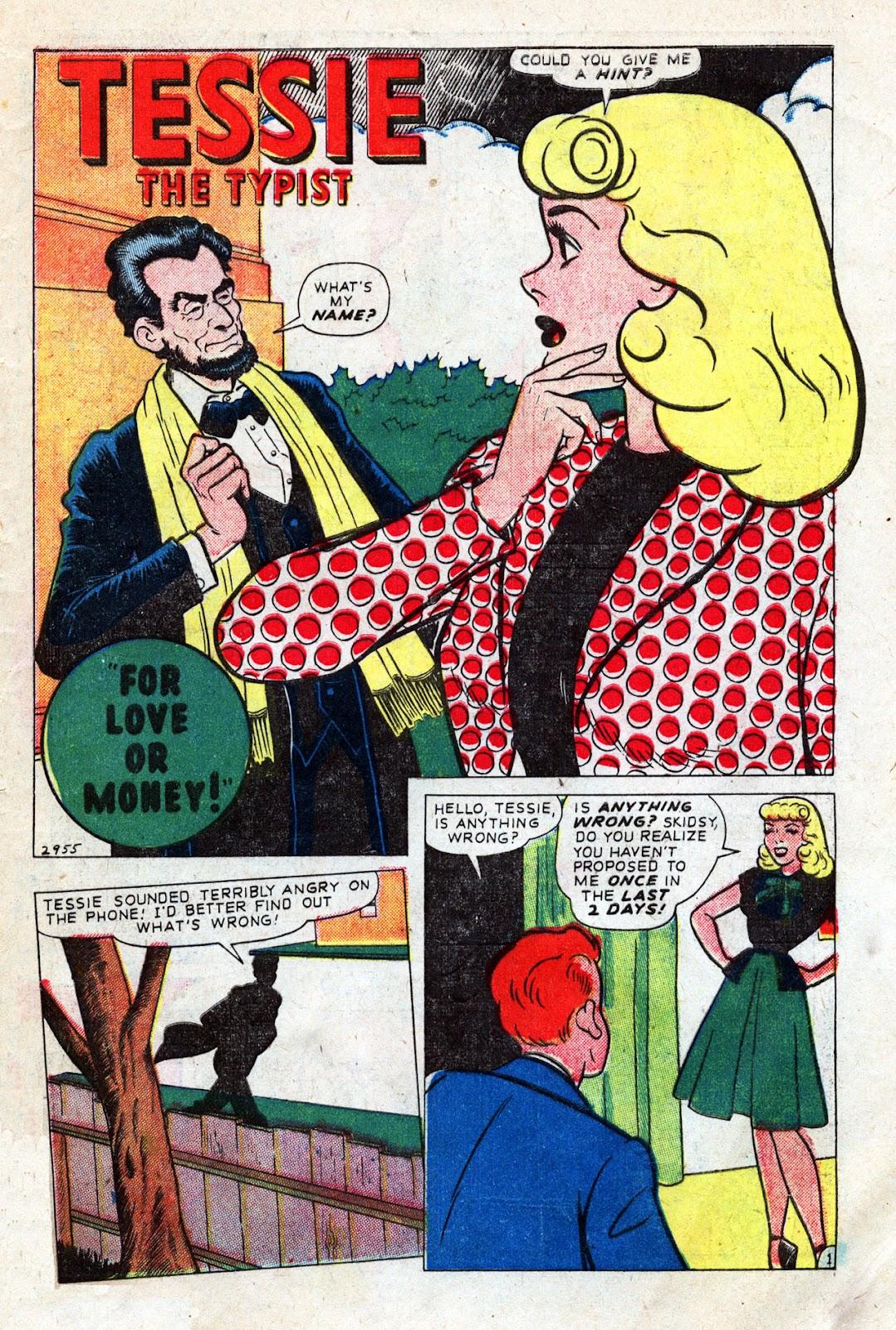 Read online Joker Comics comic -  Issue #33 - 29
