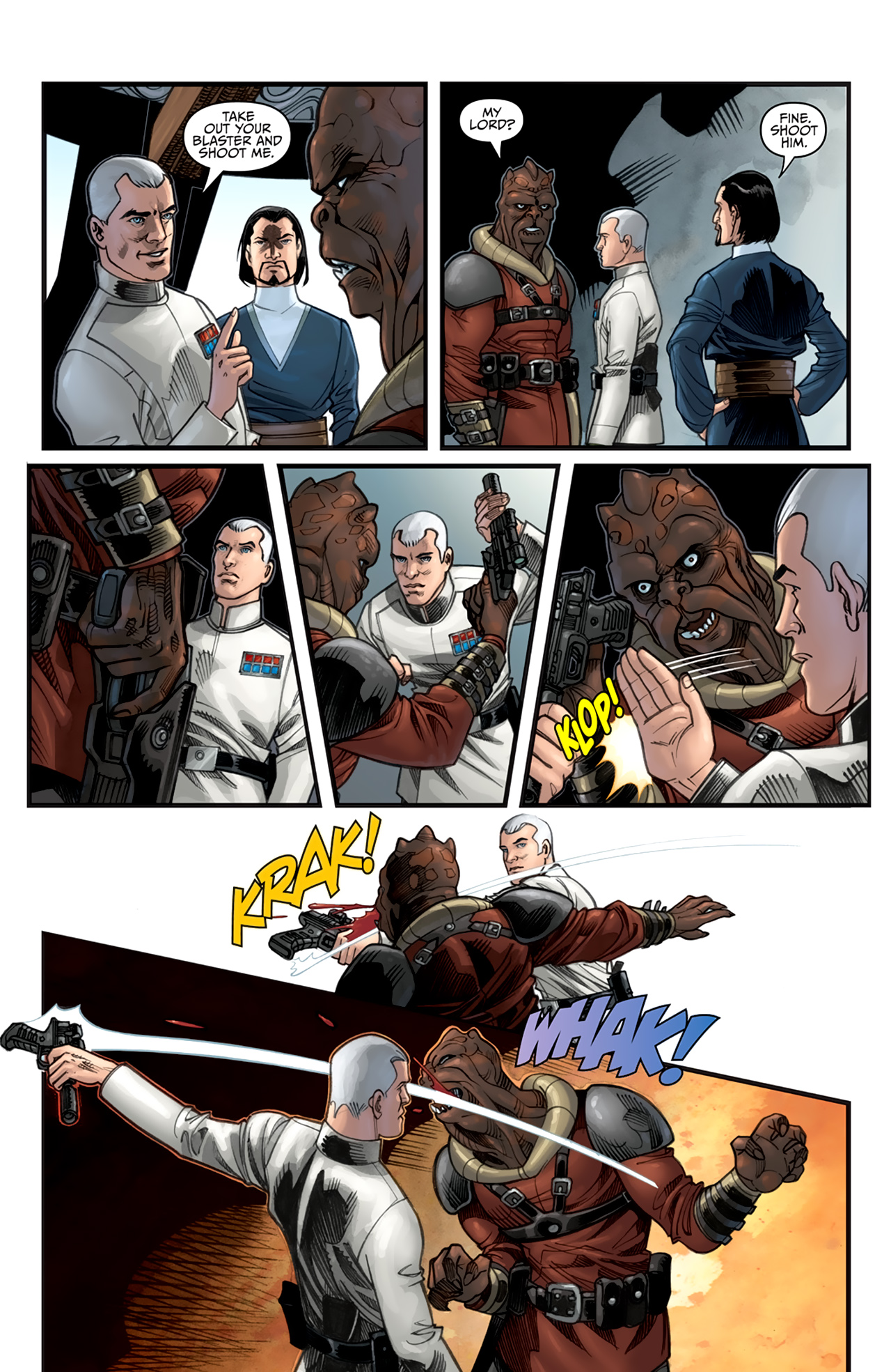 Read online Star Wars: Agent Of The Empire - Hard Targets comic -  Issue #2 - 8