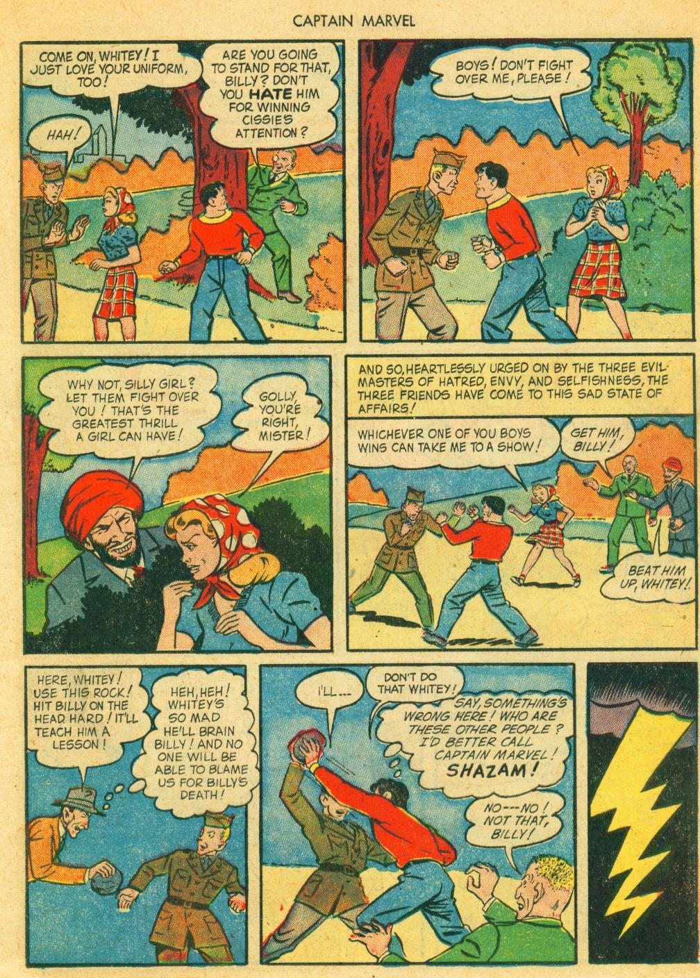Captain Marvel Adventures issue 41 - Page 11