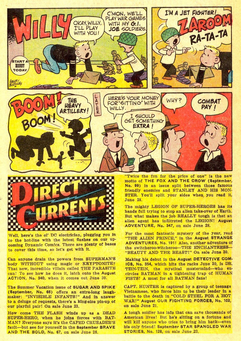 Read online Wonder Woman (1942) comic -  Issue #164 - 9