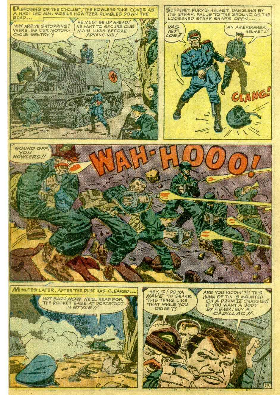 Read online Sgt. Fury comic -  Issue # _Annual 1 - 66