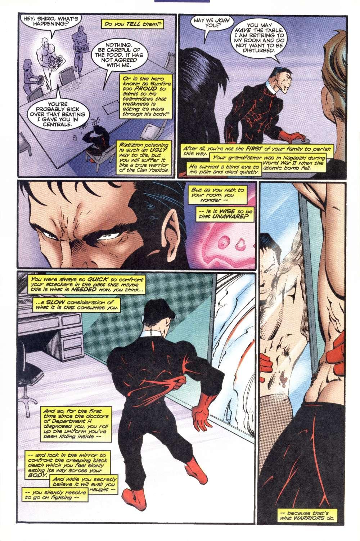 Read online Alpha Flight (1997) comic -  Issue #7 - 18