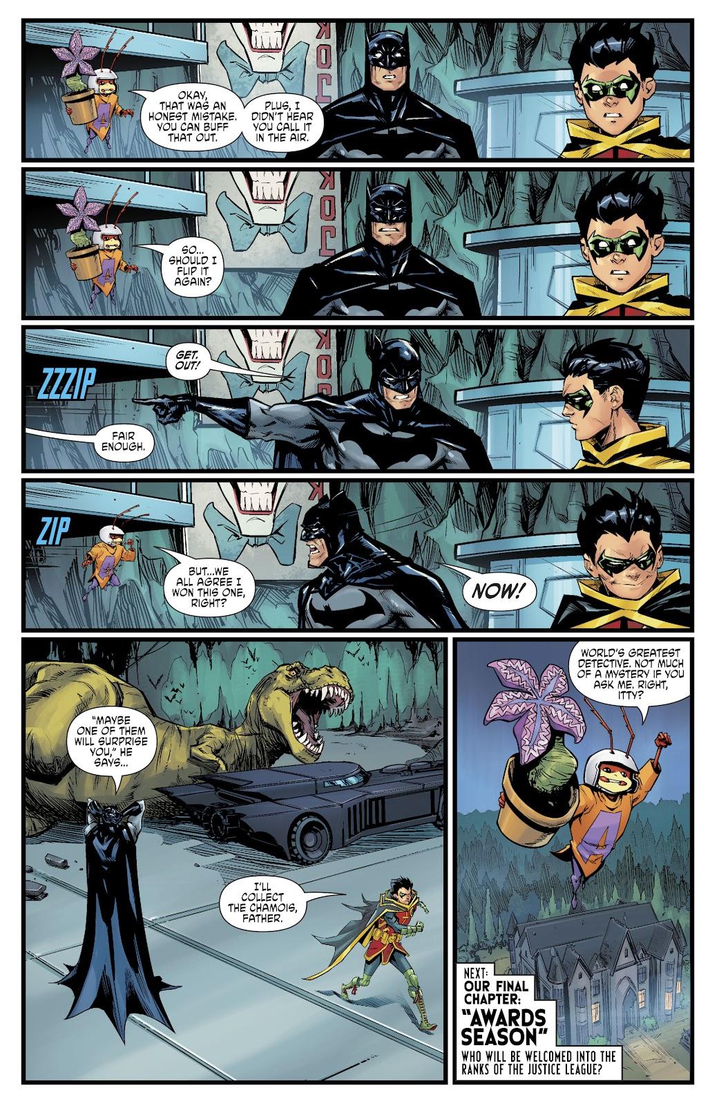 Read online Scooby Apocalypse comic -  Issue #35 - 25