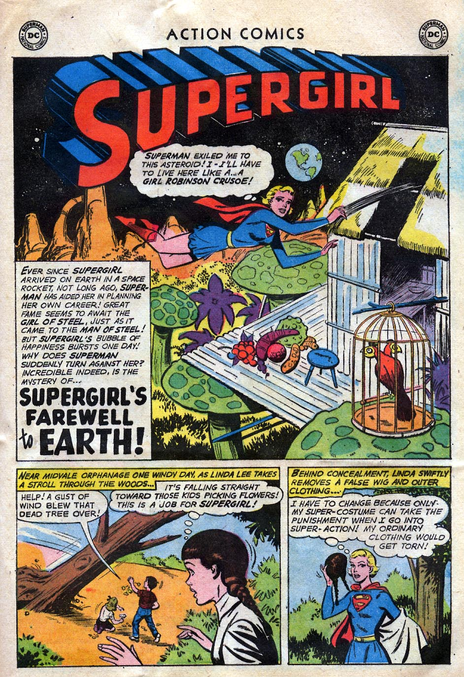 Read online Action Comics (1938) comic -  Issue #258 - 25