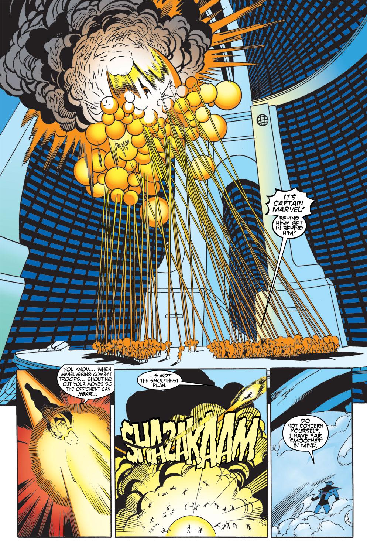 Captain Marvel (1999) Issue #10 #11 - English 13