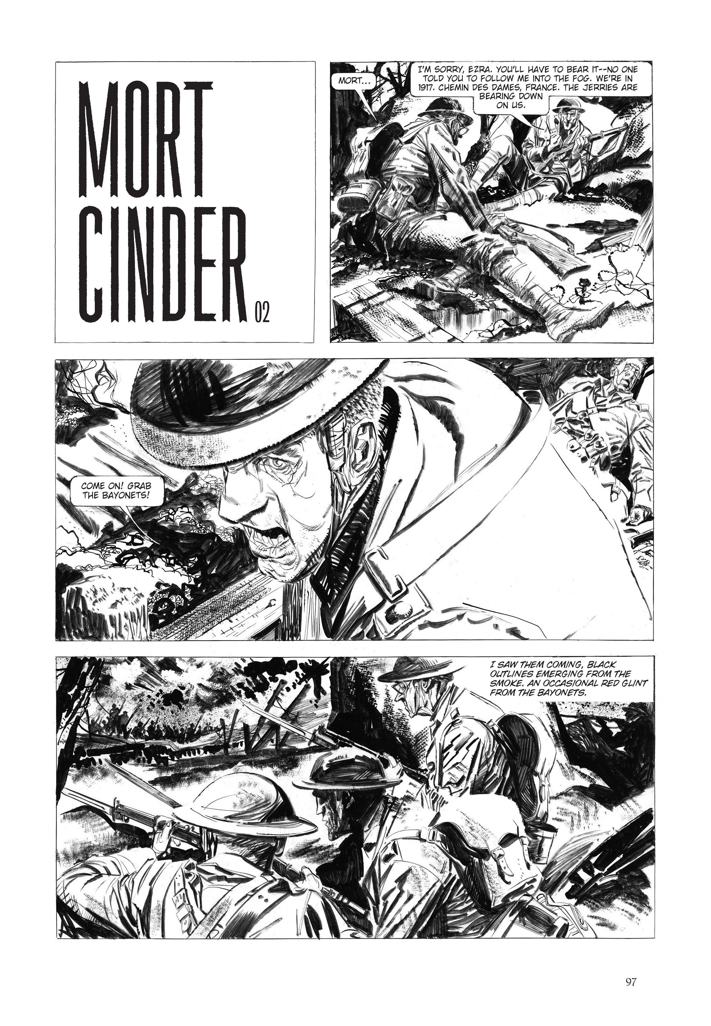 Mort Cinder TPB_(Part_2) Page 1