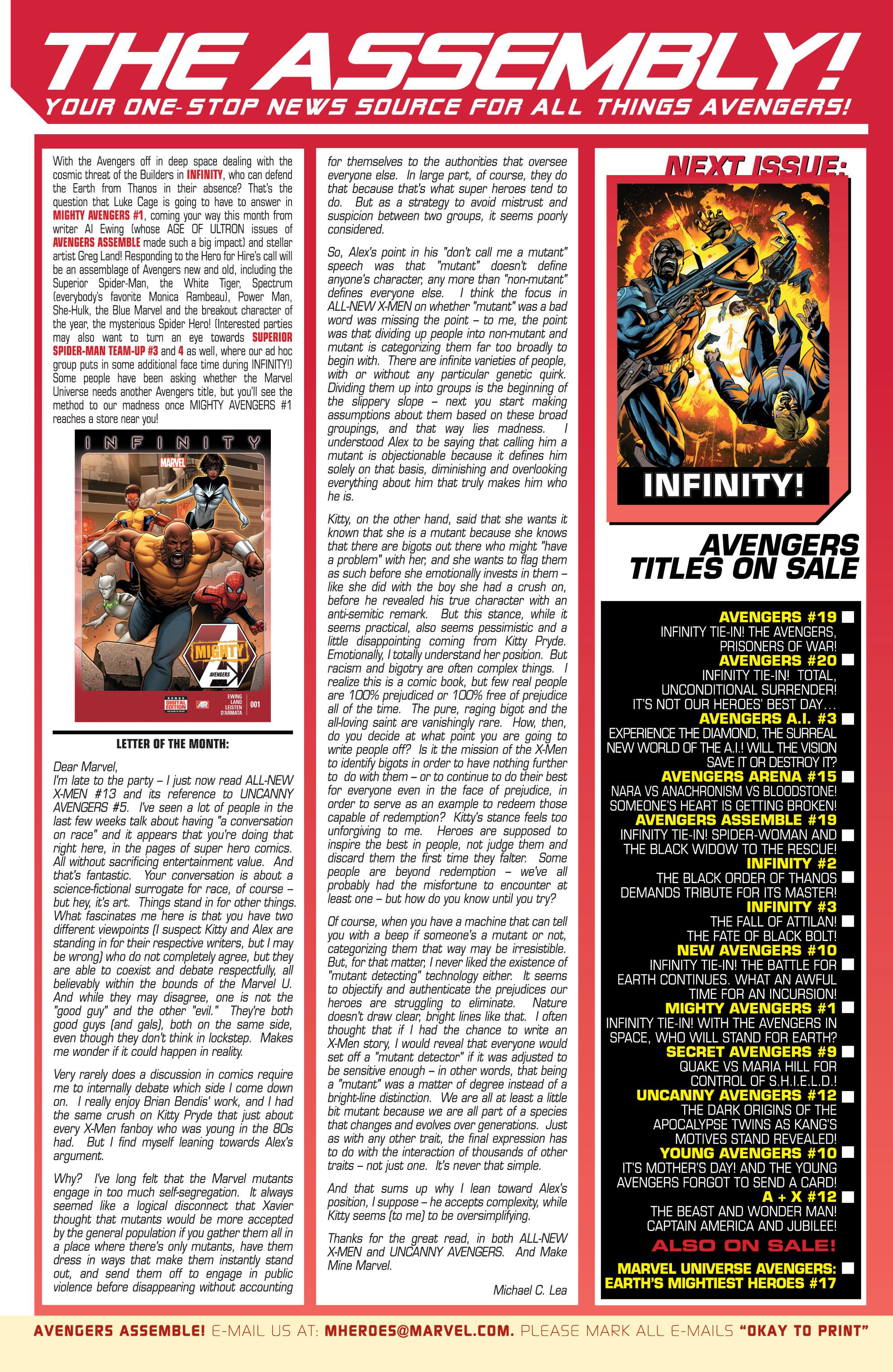 Read online Secret Avengers (2013) comic -  Issue #9 - 23