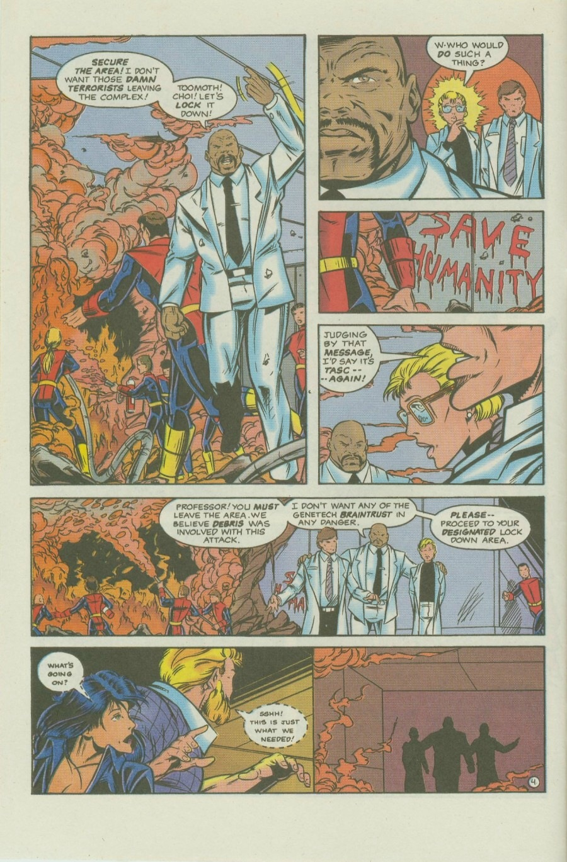Ex-Mutants Issue #8 #8 - English 6