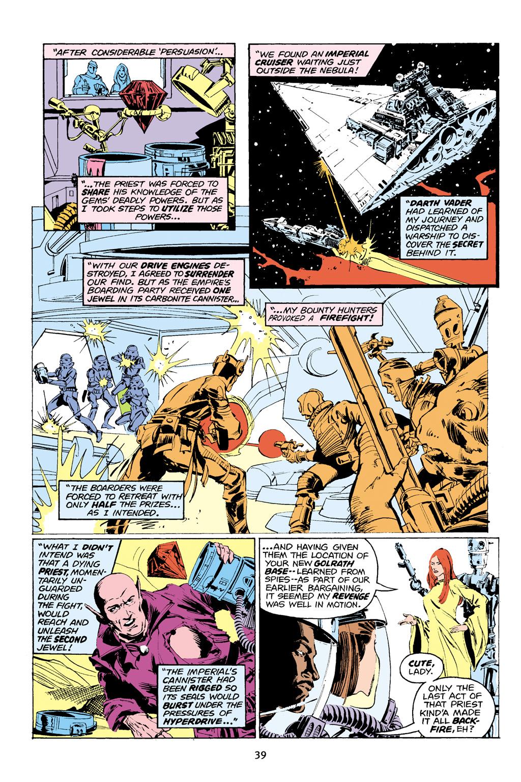 Read online Star Wars Omnibus comic -  Issue # Vol. 16 - 40