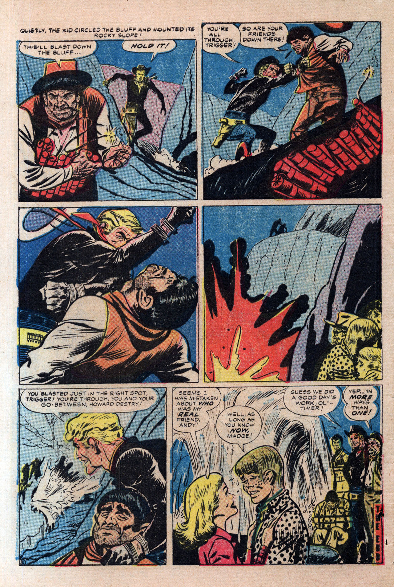 Read online Two-Gun Kid comic -  Issue #30 - 32