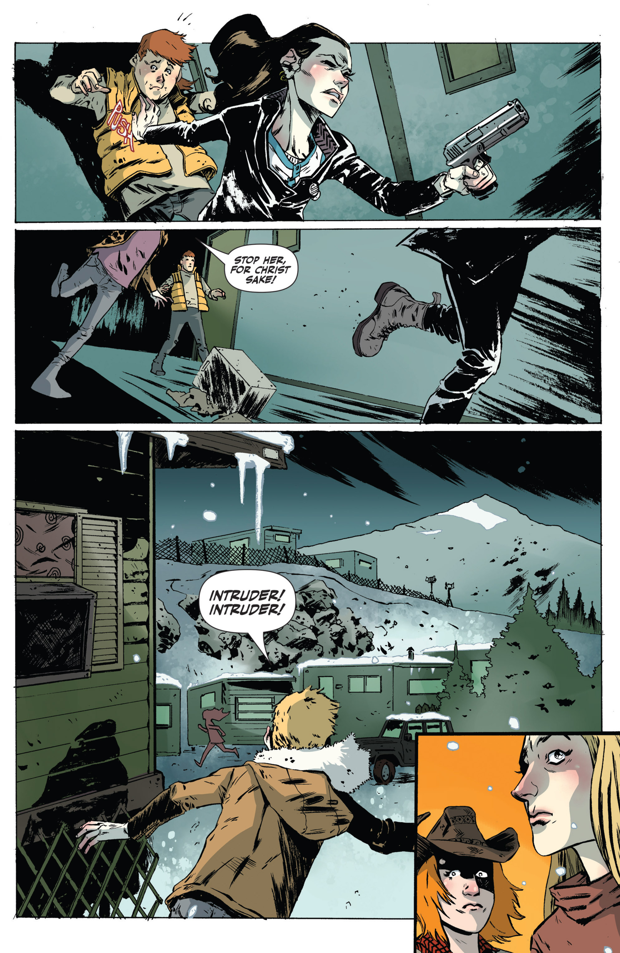 Read online Sheltered comic -  Issue #3 - 18