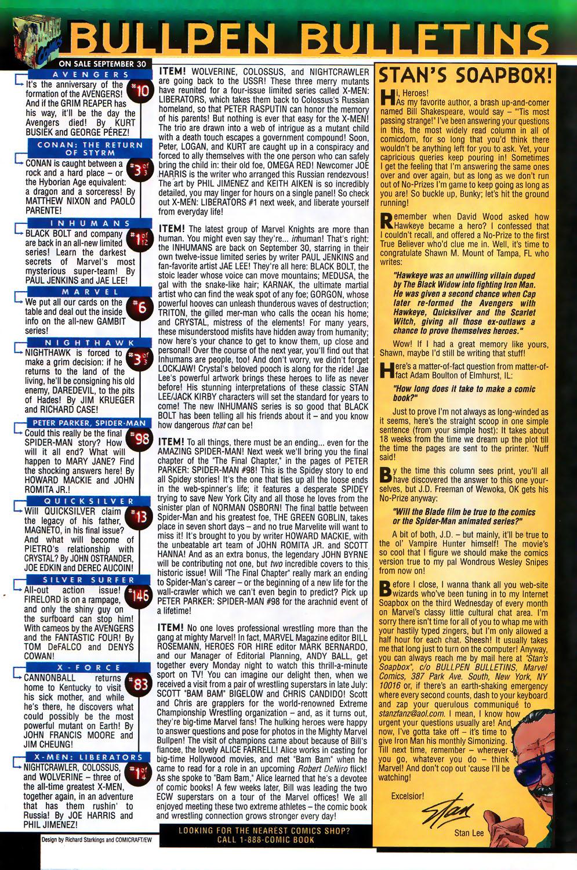 Read online Alpha Flight (1997) comic -  Issue # _Annual - 9