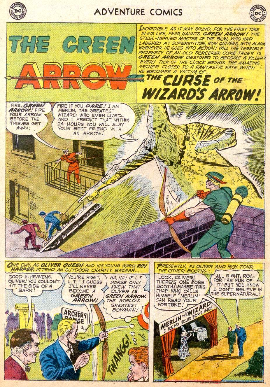 Read online Adventure Comics (1938) comic -  Issue #261 - 18