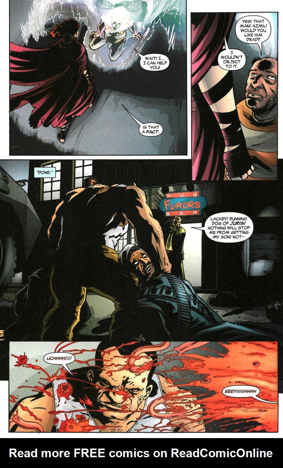 Read online Fallen Angel (2003) comic -  Issue #6 - 19