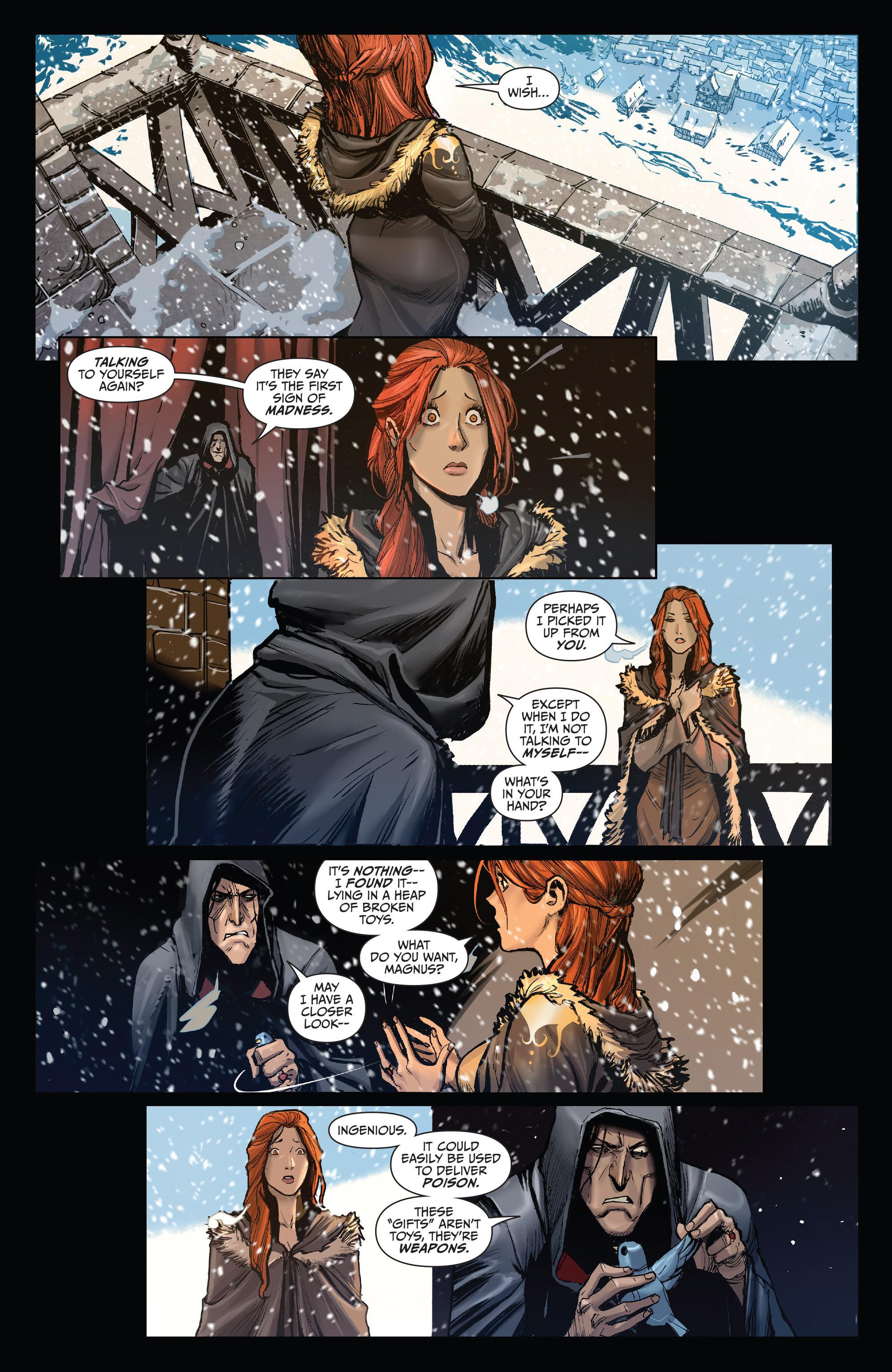 Read online Klaus comic -  Issue #3 - 11
