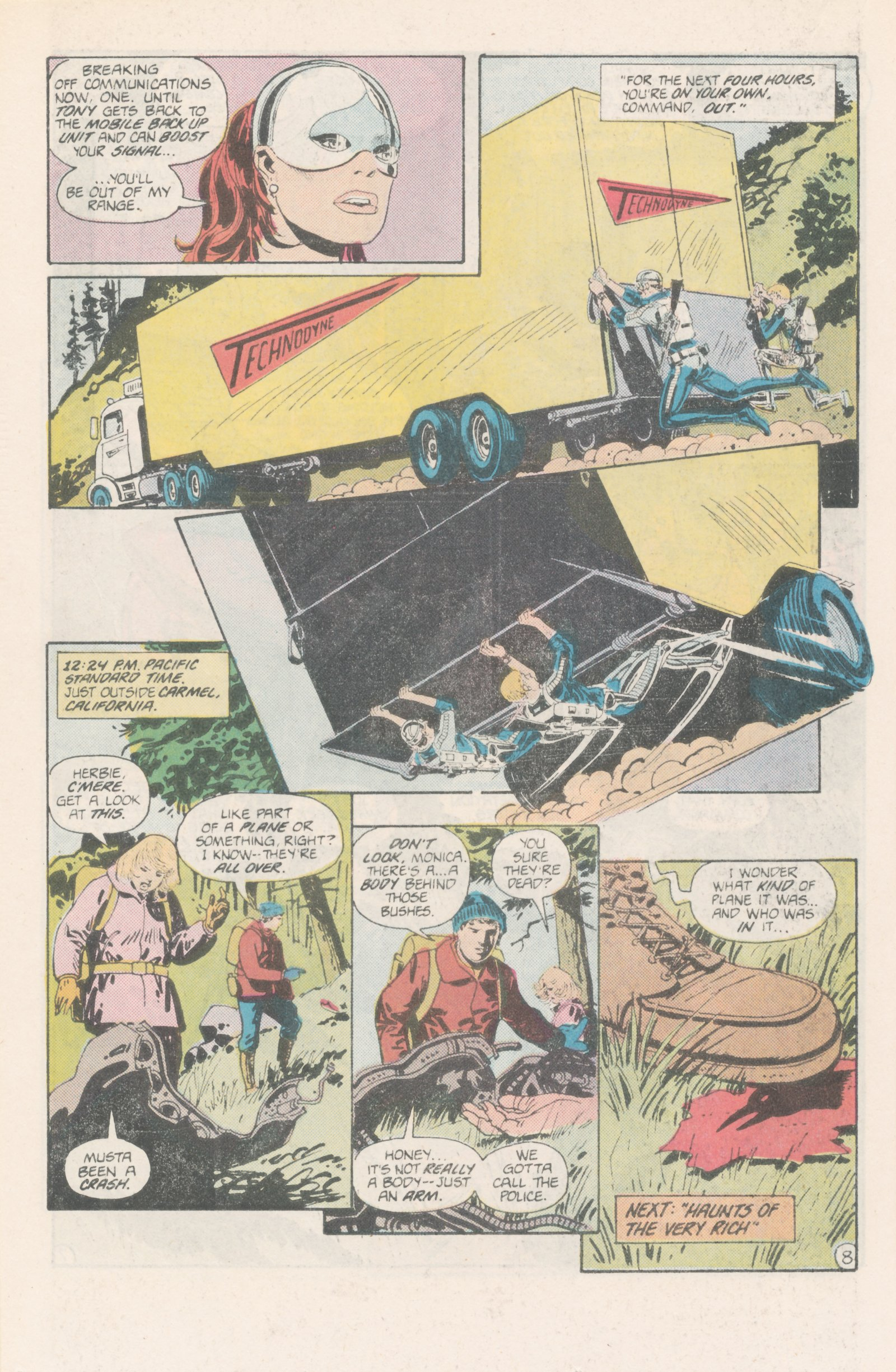 Read online Action Comics (1938) comic -  Issue #603 - 18