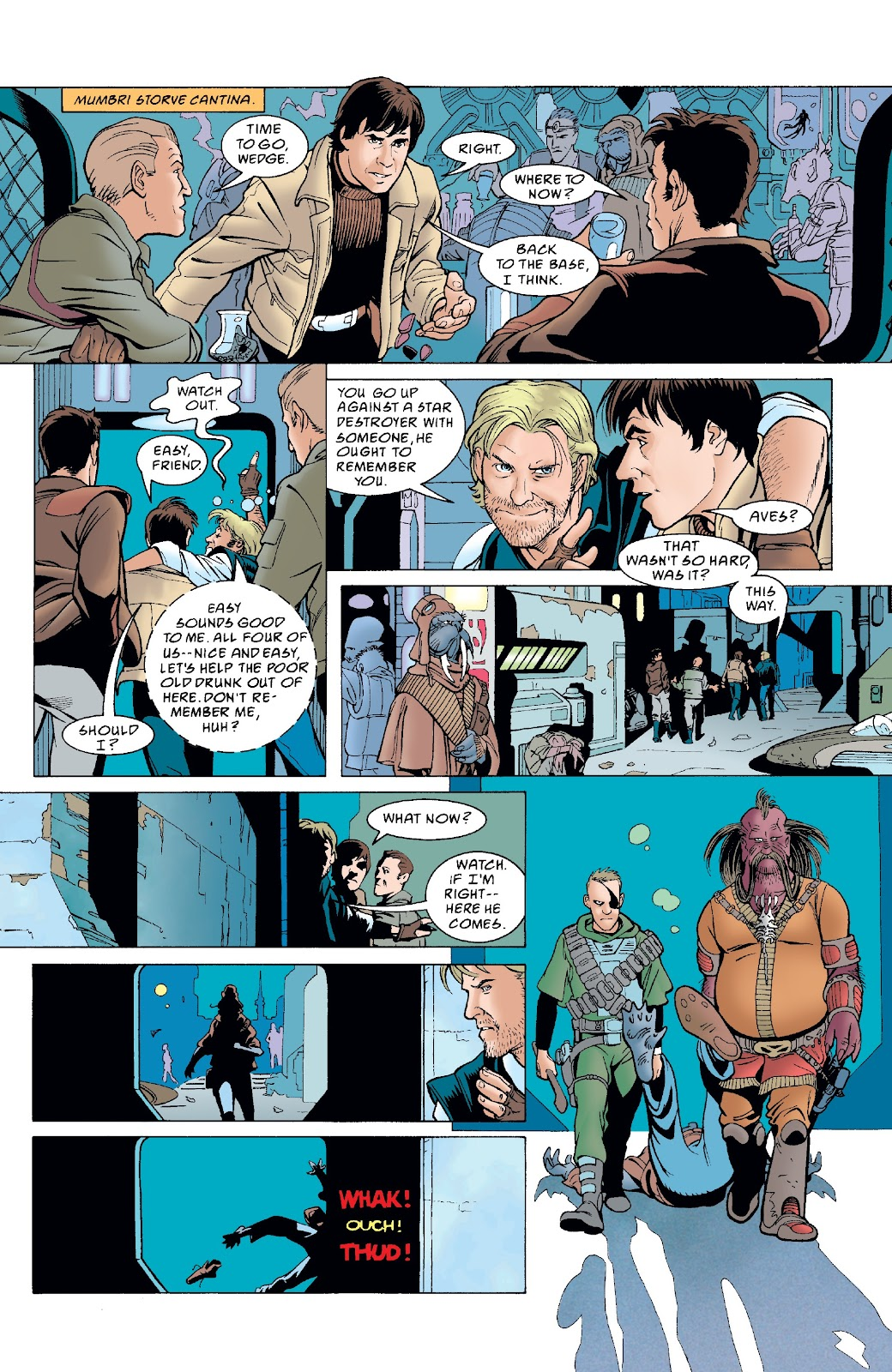 Read online Star Wars Legends: The New Republic - Epic Collection comic -  Issue # TPB 4 (Part 4) - 98