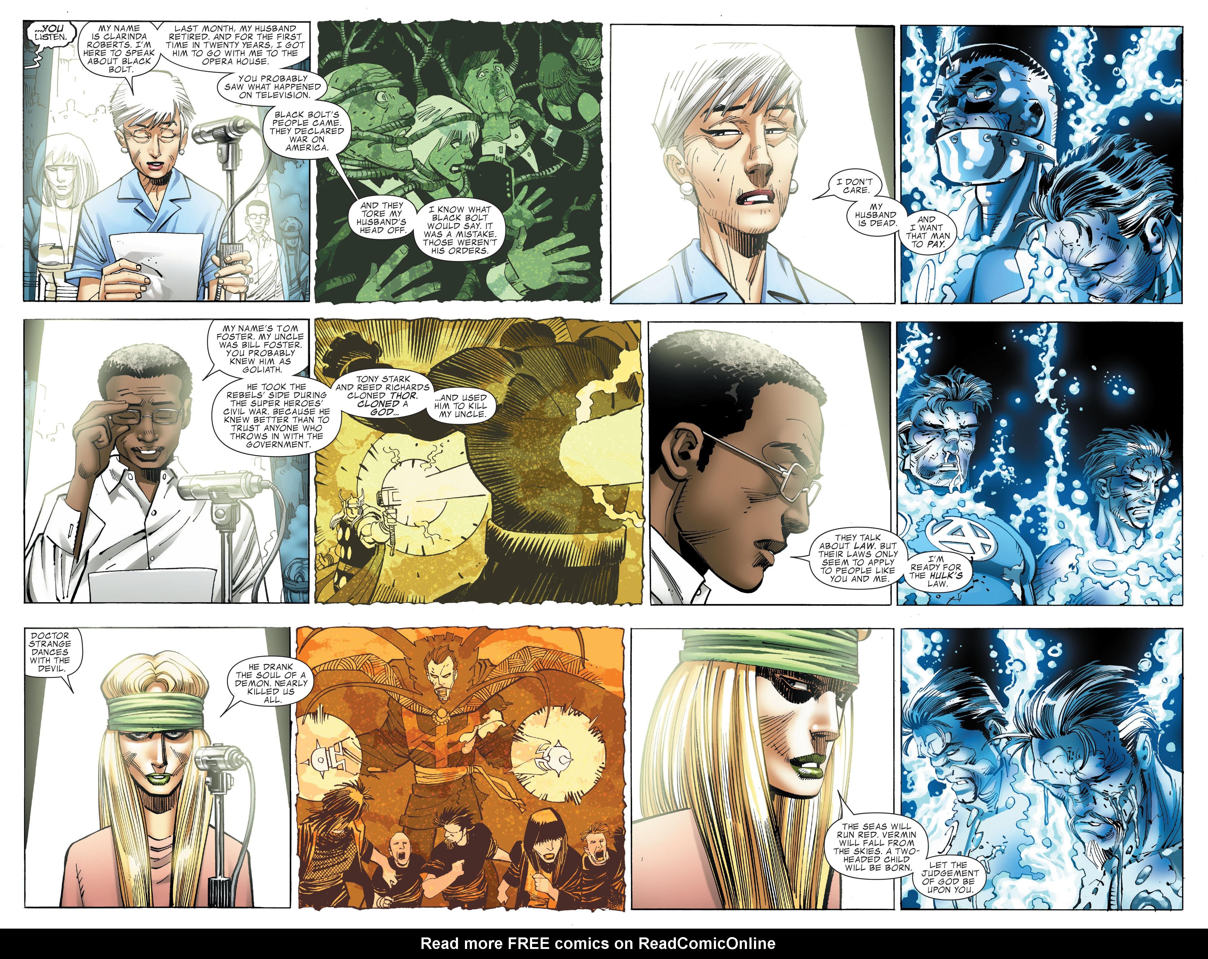 Read online World War Hulk comic -  Issue #4 - 19