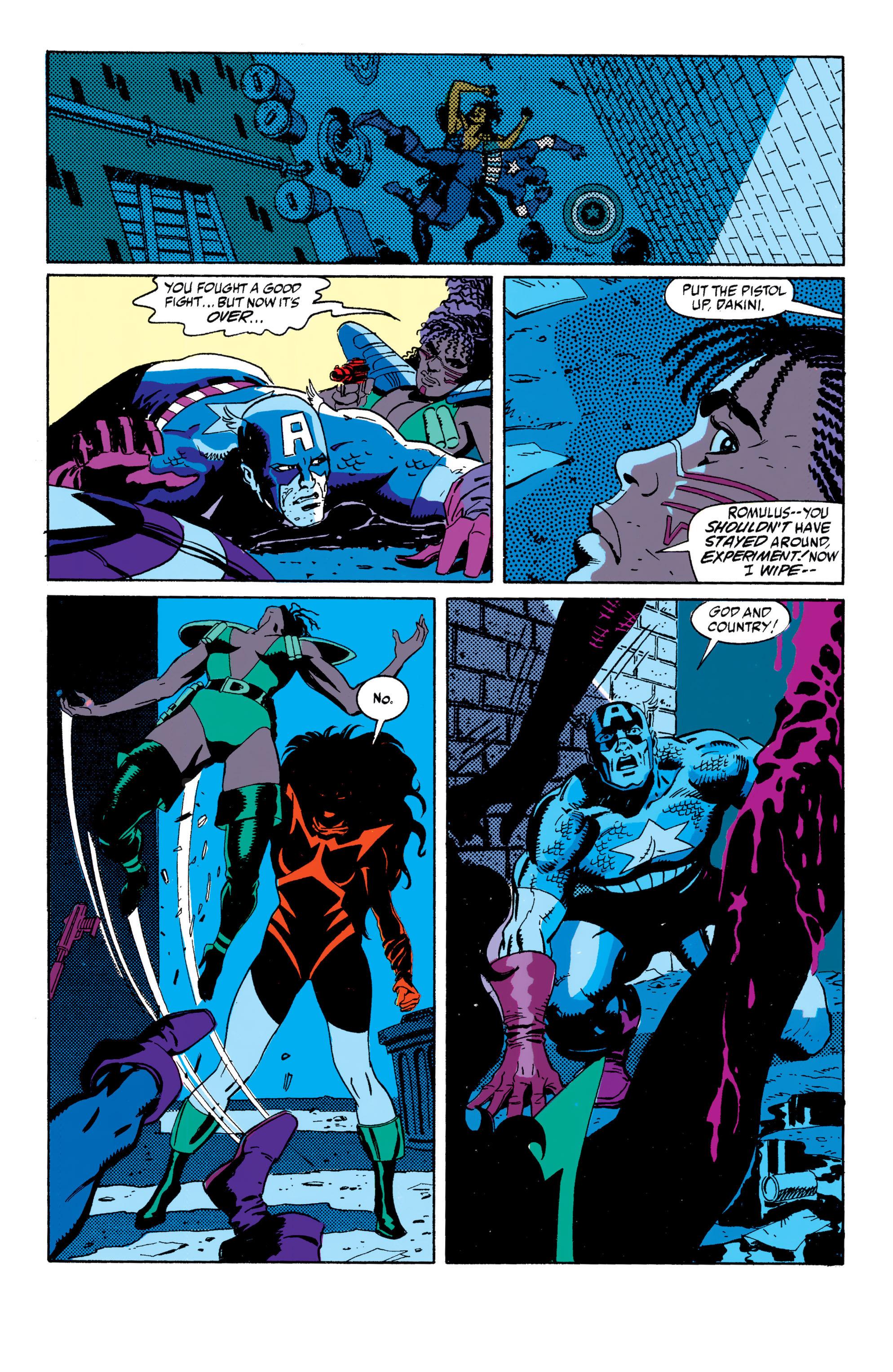 Read online Captain America (1968) comic -  Issue # _Annual 10 - 24