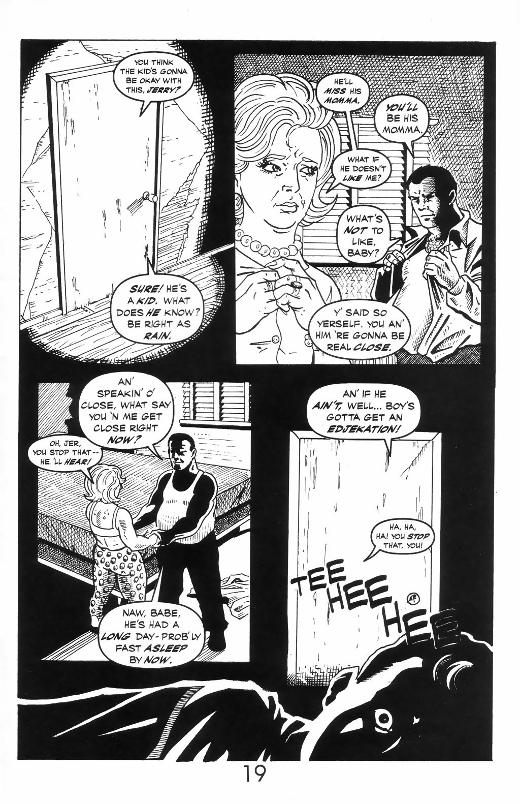 Read online A Touch of Silver comic -  Issue #4 - 21