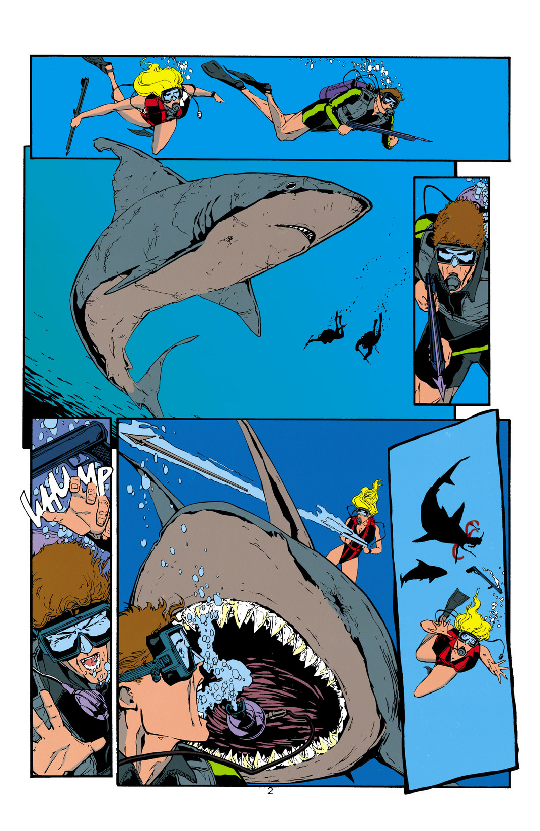 Read online Aquaman (1994) comic -  Issue #10 - 3