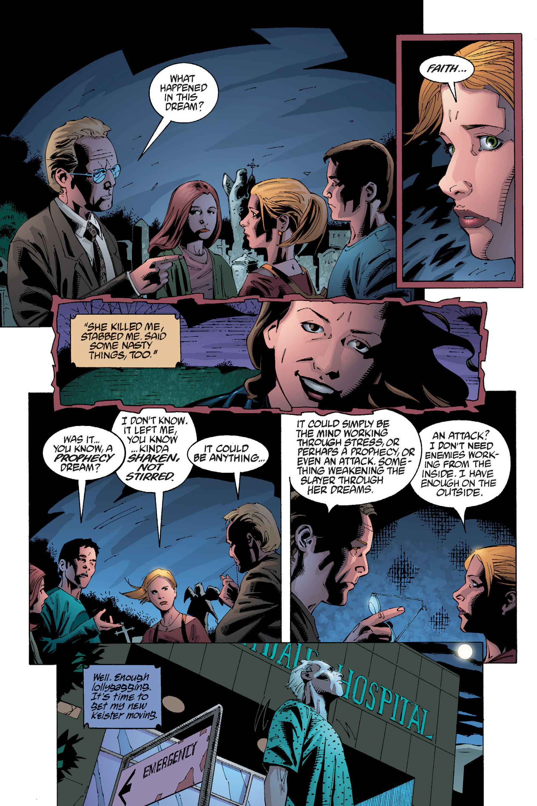 Read online Buffy the Vampire Slayer: Omnibus comic -  Issue # TPB 5 - 24