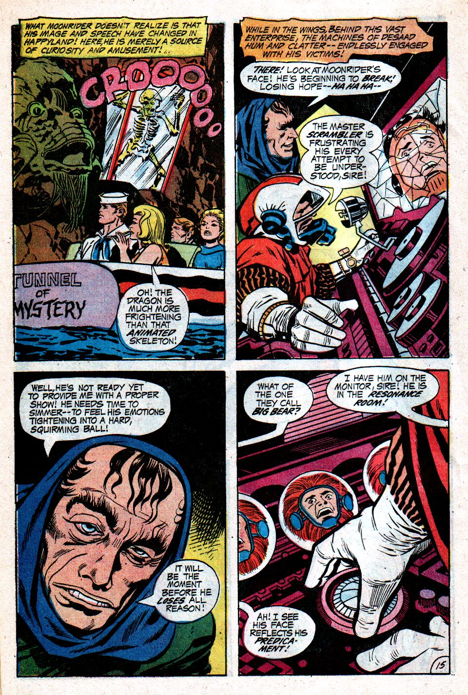 Forever People (1971) issue 4 - Page 17