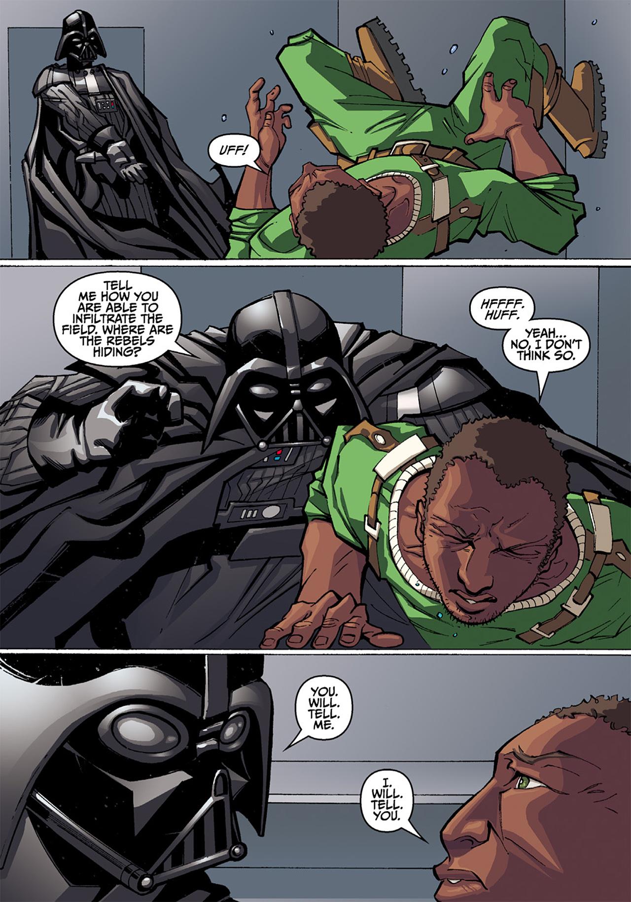 Read online Star Wars Omnibus comic -  Issue # Vol. 33 - 262