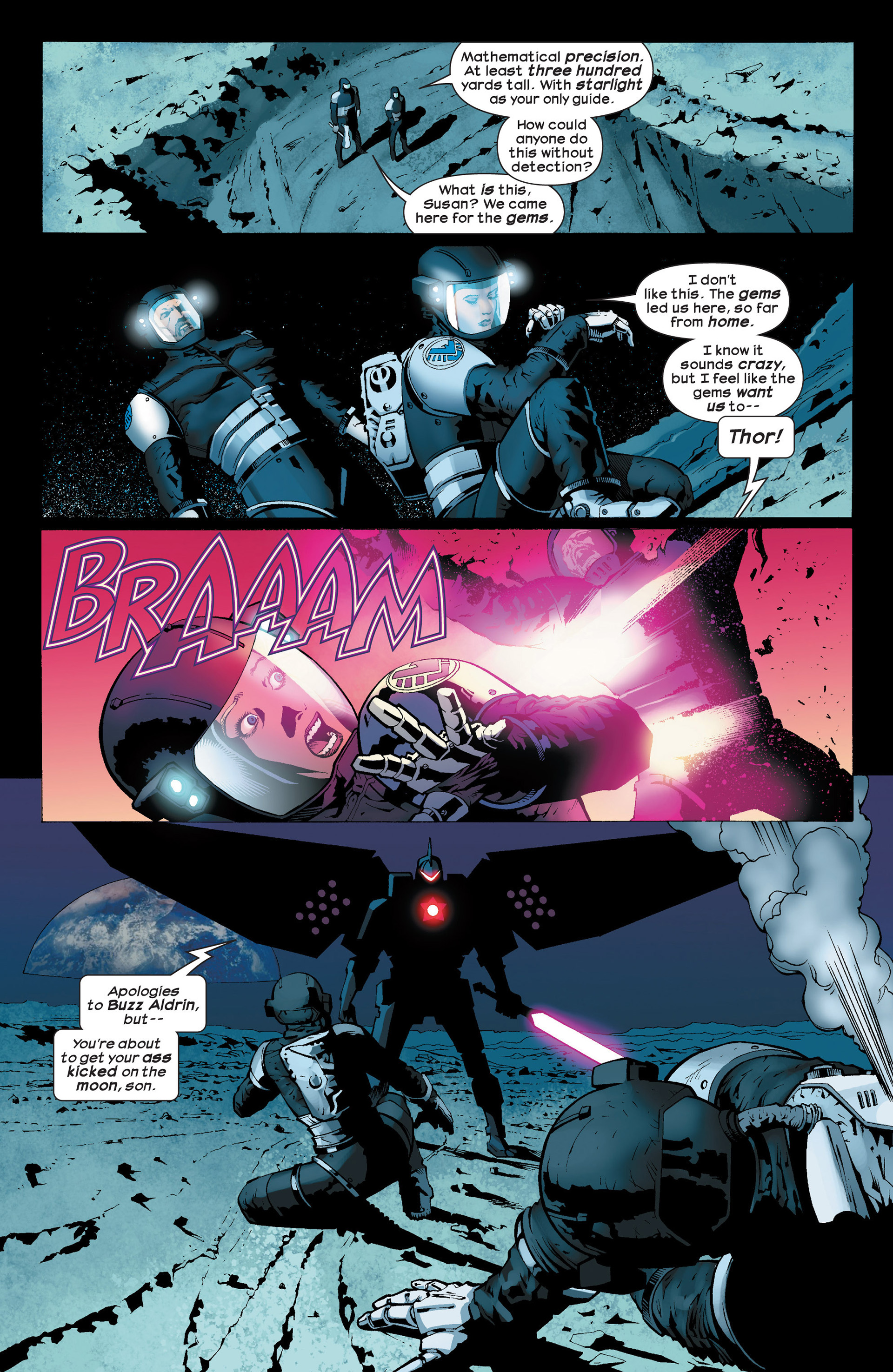 Read online Ultimate Comics Ultimates comic -  Issue #23 - 9