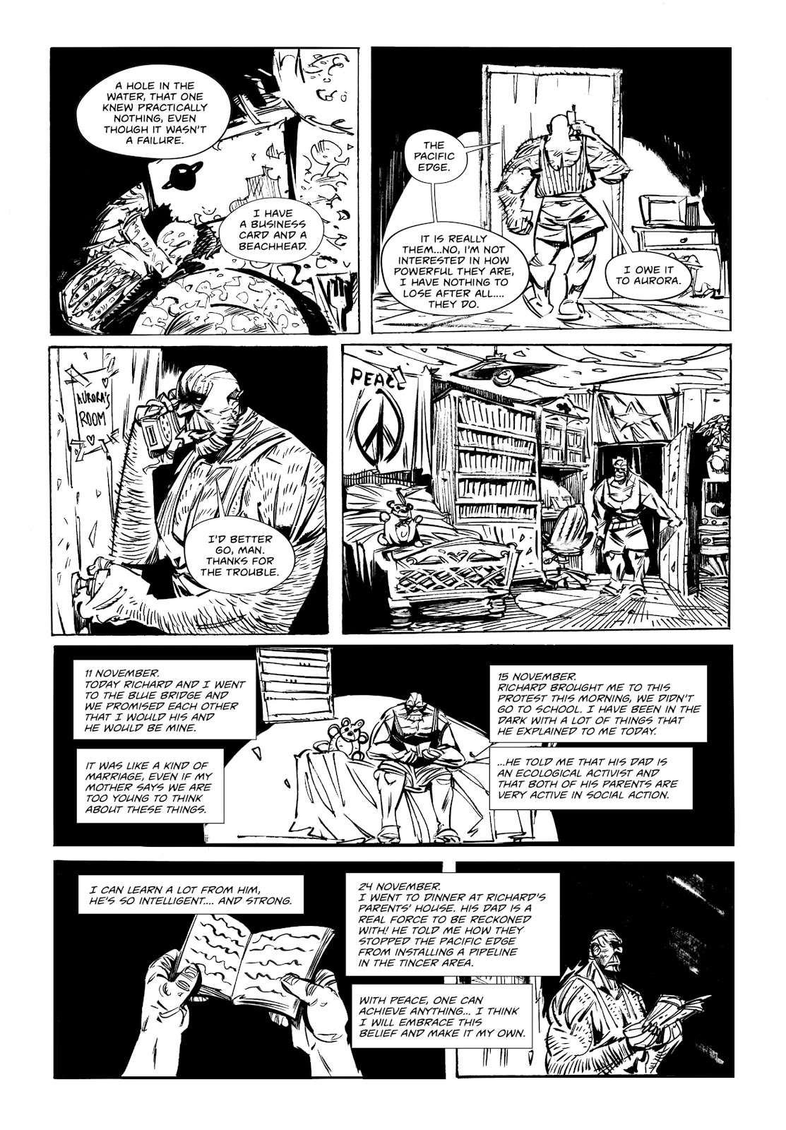 Read online Wrath of God comic -  Issue # _TPB - 30