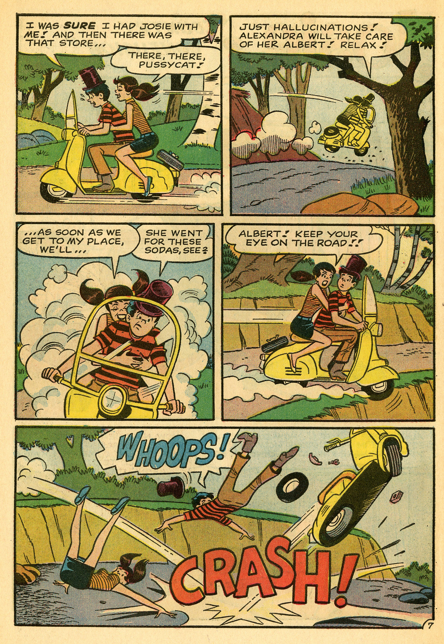 Read online She's Josie comic -  Issue #24 - 30