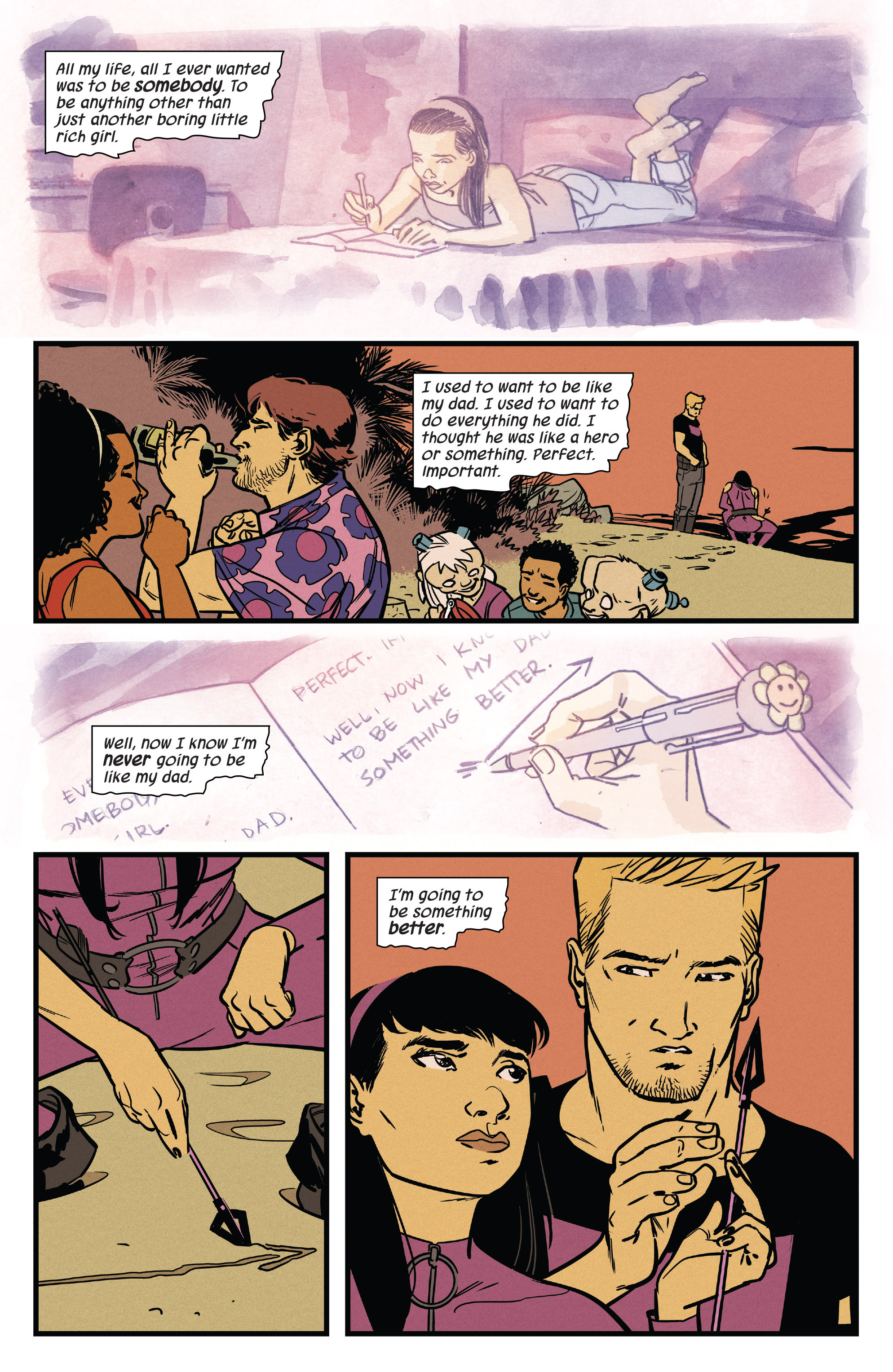 Read online All-New Hawkeye (2016) comic -  Issue #6 - 20