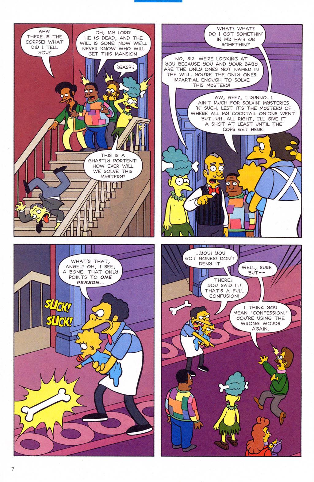 Read online Simpsons Comics Presents Bart Simpson comic -  Issue #24 - 26