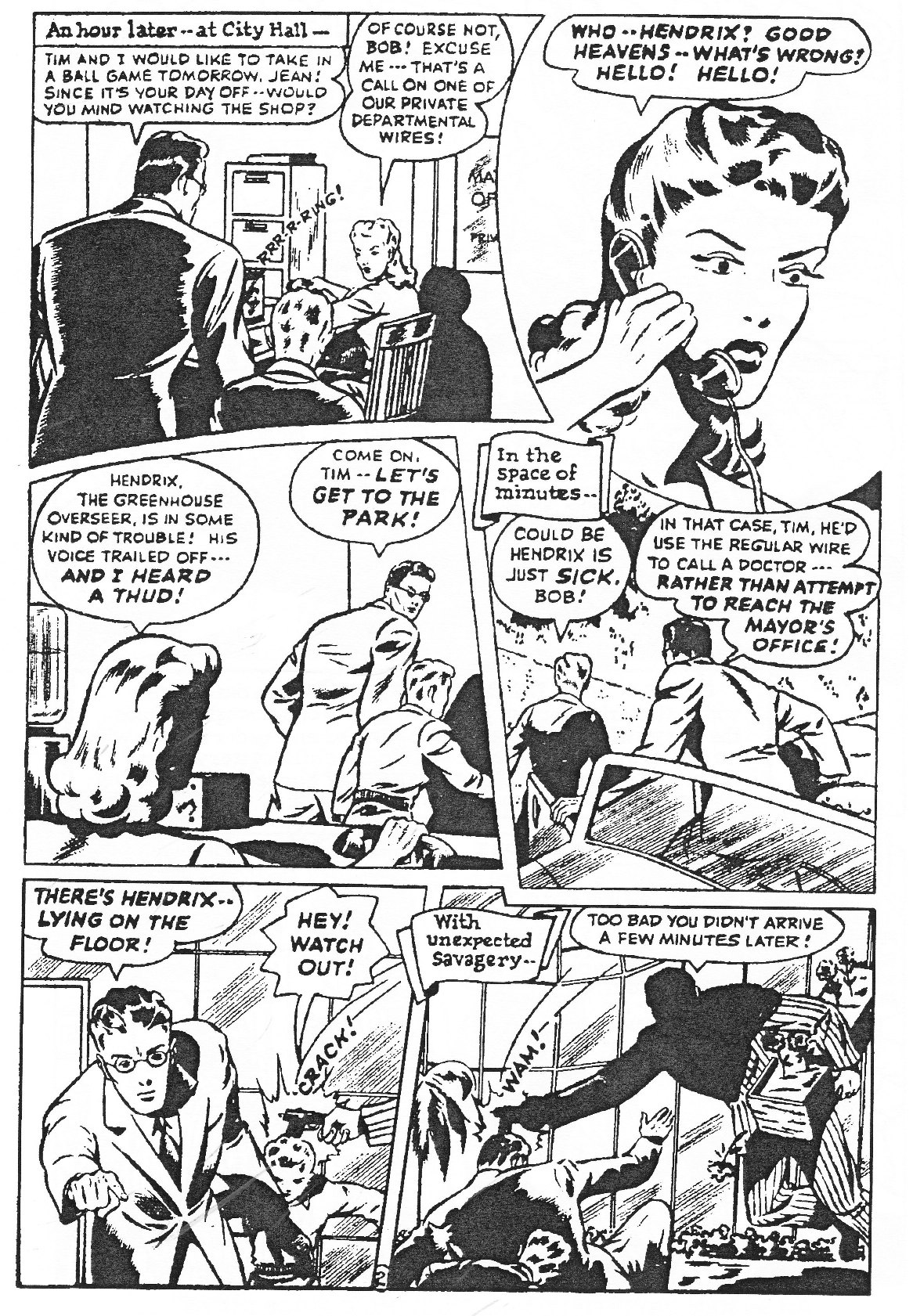 Read online Men of Mystery Comics comic -  Issue #83 - 158